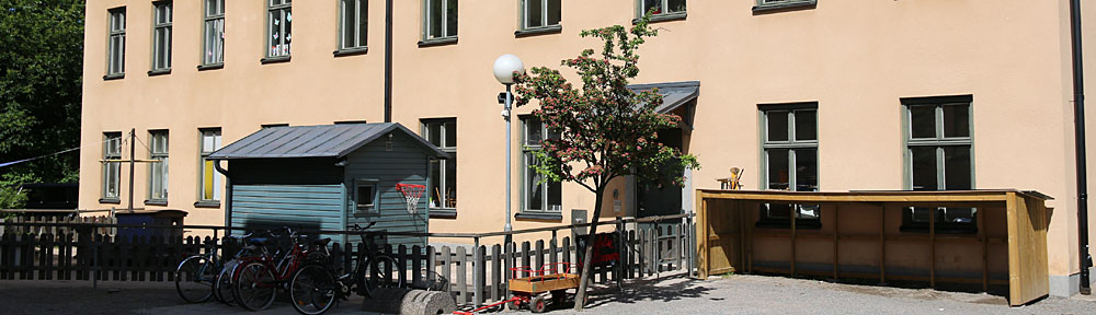 Östermalms International Preschool ı Skattkammaren
